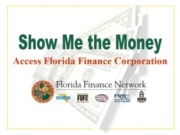 Access Florida Finance Corporation