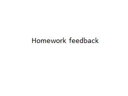 Homework feedback Aim What is the role of Trade Blocs in Globalisation?