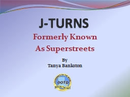 J-TURNS Formerly Known As Superstreets PowerPoint Presentation, PPT - DocSlides