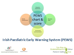 Irish Paediatric Early Warning