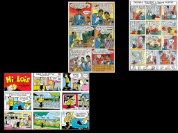 Force and Motion Comic Strip