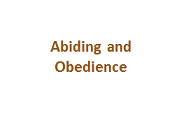 Abiding and Obedience Samson�s belovedness within the boundary of God�s love