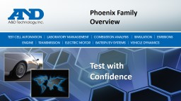 Phoenix Family Overview Test with Confidence PowerPoint PPT Presentation