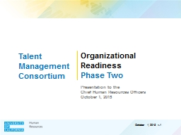 Organizational Readiness PowerPoint PPT Presentation