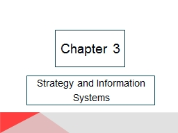 Strategy and Information