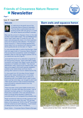 Friends of Crossness Nature Reserve Newsletter Page  I