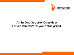 All-In-One Security Overview