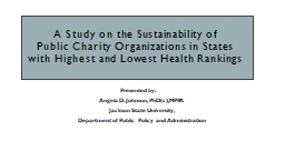 A Study on the Sustainability of