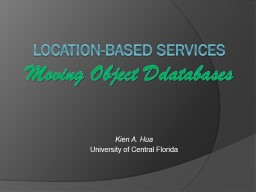Location-based services M