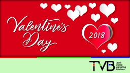 Valentine's Day Is One Of The Biggest