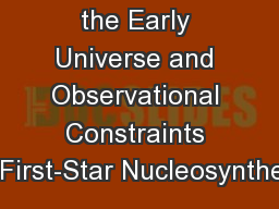 Carbon  in the Early Universe and Observational Constraints on First-Star Nucleosynthesis