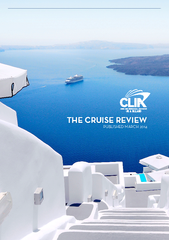 THE CRUISE REVIEW PUBLISHED MARCH   CONTENTS EXECUTIVE