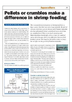 eed Tech Volume  Number   Aquaculture By Joachim W