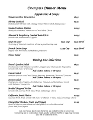 Ask your Server about menu items that are cooked to or PowerPoint PPT Presentation