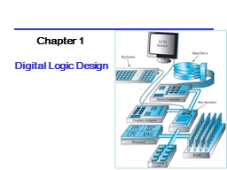Chapter  1 Digital  Logic Design