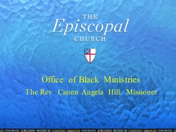 Office of Black Ministries