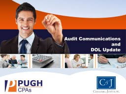 Audit Communications a nd