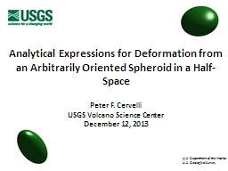 Analytical Expressions for Deformation from an Arbitrarily Oriented Spheroid in a Half-Space