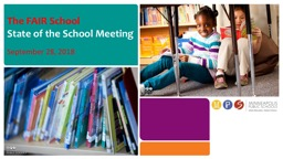The FAIR School State of the School Meeting PowerPoint PPT Presentation