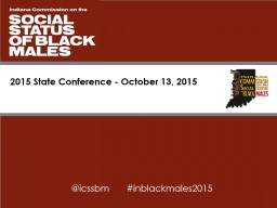 2015   State Conference - October 13, 2015