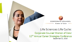 Corporate Counsel Women of Color