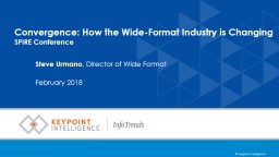 Convergence: How the Wide-Format Industry is Changing