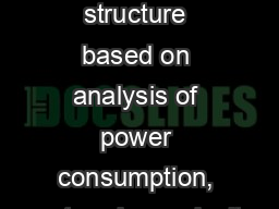 11ba preamble structure based on analysis of power consumption, cost and complexity