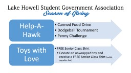 Lake Howell Student Government Association