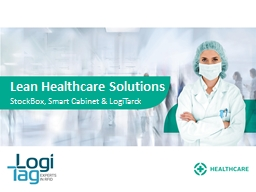 Lean Healthcare Solutions