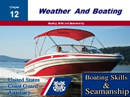 1 Weather And Boating Chapter