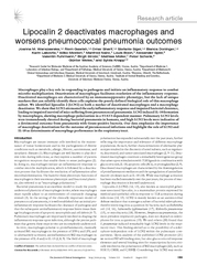 Research article The Journal of Clinical Investigation