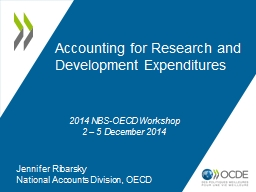 Accounting for Research and Development Expenditures