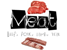 Meat is traditionally considered the center of a plate, the focus of the meal.