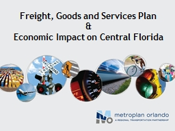 Freight, Goods and Services Plan