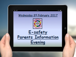 Wednesday 8 th  February 2017 PowerPoint PPT Presentation