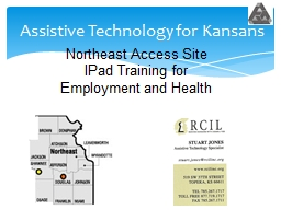 Assistive Technology for Kansans