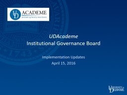 UDAcademe  is a faculty activity records management system that provides a single convenient place