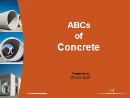 www.concrete-pipe.org ABCs