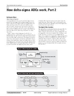 Analog Applications Journal Texas Instruments Incorpor