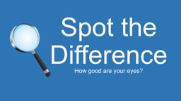 Spot the Difference How good are your eyes?