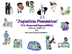 """""""Infection Prevention"""""""