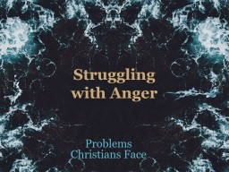 Problems  Christians Face