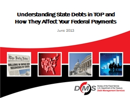 Understanding State Debts in TOP and How They Affect Your Federal Payments