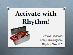 STEAM: Activate with Rhythm!