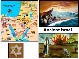 Ancient Israel Historical Overview PowerPoint PPT Presentation