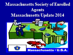 1 Massachusetts Society of Enrolled Agents
