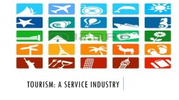 Tourism: a Service Industry