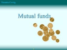 Mutual funds Mutual funds PowerPoint PPT Presentation