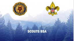SCOUTS BSA Boy Scouts of America - Name Not Changing