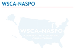 WSCA-NASPO  Office Supplies